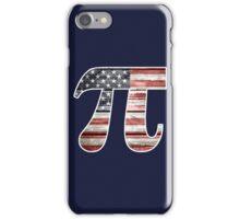 American Pi iPhone Case/Skin