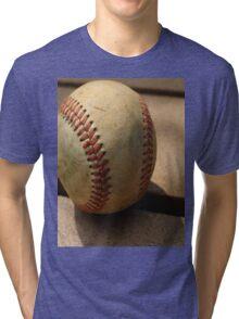 An American Game  Tri-blend T-Shirt