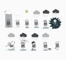 Weather Baby Tee