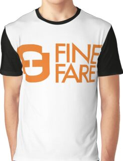 Fine Fare Graphic T-Shirt