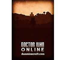 DWO Minecraft - Survival Poster 1 Photographic Print