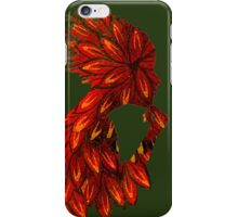 Wings of thought iPhone Case/Skin