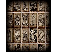 Tarot Photographic Print