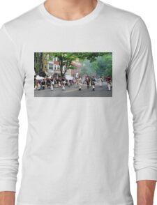 """Skirmish on Kings Highway"" Long Sleeve T-Shirt"