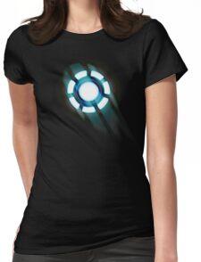 Arc Reactor T-shirt Design Womens Fitted T-Shirt