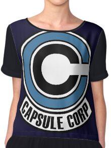 Capsule Corp Chiffon Top