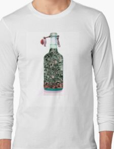Bottle of anxiety Long Sleeve T-Shirt