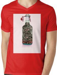 Bottle of anxiety Mens V-Neck T-Shirt