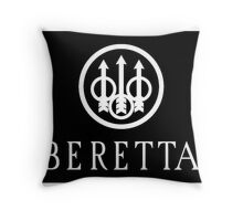 Beretta Throw Pillow