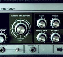 Roland Space Echo Sticker