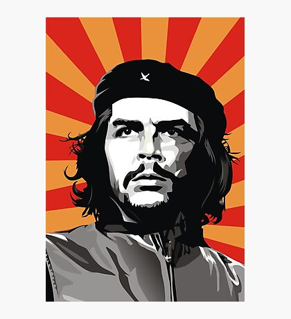 Che Guevara Shirts Photographic Print