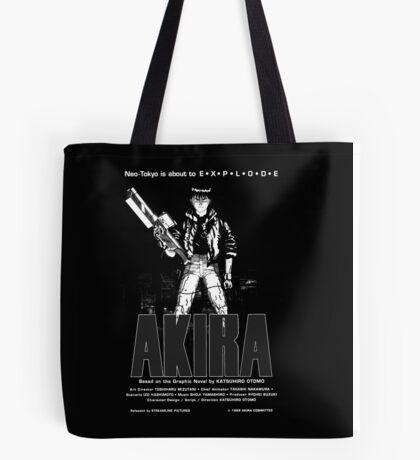 Akira #01 Tote Bag