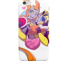 Bot Love iPhone Case/Skin