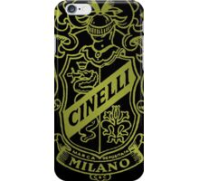 Cinelli Vintage Bicycles Milano Italy iPhone Case/Skin