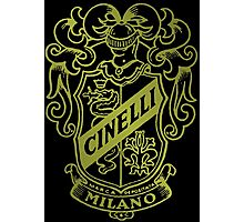 Cinelli Vintage Bicycles Milano Italy Photographic Print