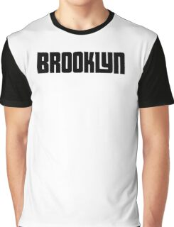 Brooklyn Smoove (BLK) Graphic T-Shirt