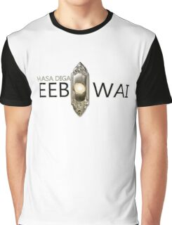 HASA DIGA EEBOWAI-Book Of Mormon  Graphic T-Shirt