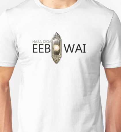 HASA DIGA EEBOWAI-Book Of Mormon  Unisex T-Shirt