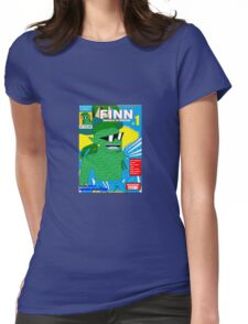 Finn Gillian Womens Fitted T-Shirt