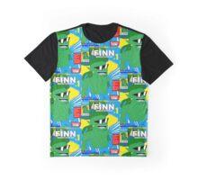Finn Gillian Graphic T-Shirt