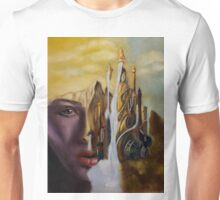 Nymph in the Lost City Unisex T-Shirt