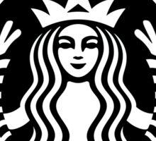 Starbuds Starbucks Parody Sticker