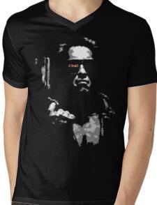 Terminate Mens V-Neck T-Shirt