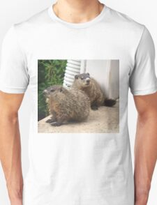 Act casual, pretend you don't see it. T-Shirt