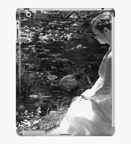 Bride By The Brook iPad Case/Skin