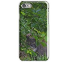 Mr. Pete Karlo Policing The Yard | Center Moriches, New York iPhone Case/Skin
