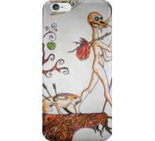 Follow your Madness iPhone Case/Skin