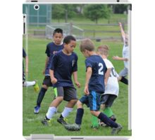 Youth Soccer Game iPad Case/Skin
