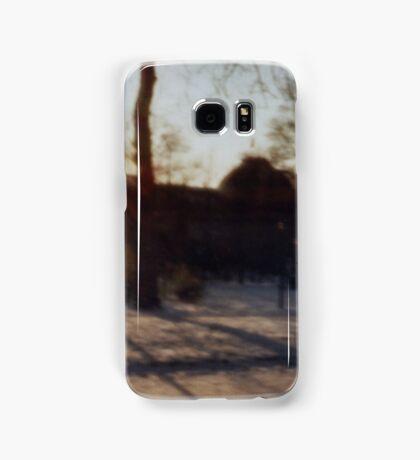 Pinhole park Samsung Galaxy Case/Skin