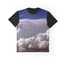 Clouds over Okehampton Graphic T-Shirt