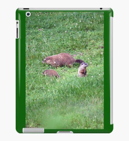 Charlise - a Mom again iPad Case/Skin