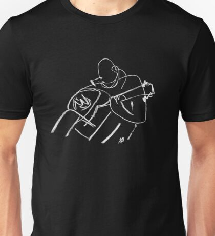 Guitar Man Unisex T-Shirt