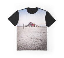 stilt house at the beach II Graphic T-Shirt