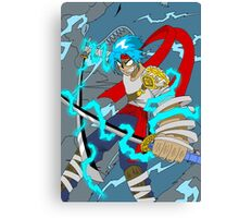 Raiden Legacy - Lighting Demon (Action) Canvas Print