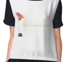 The beauty in you and me Chiffon Top