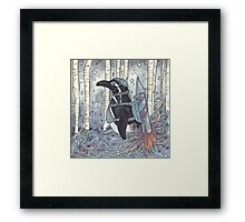 The Henchman Framed Print