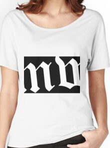 The MW Capsule Women's Relaxed Fit T-Shirt