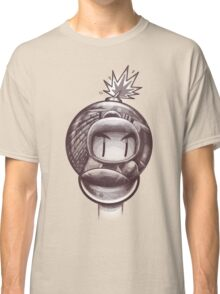 HAND WITH REFLECTING BOMB Classic T-Shirt