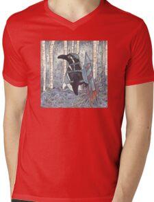 The Henchman Mens V-Neck T-Shirt