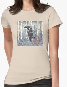 The Henchman Womens Fitted T-Shirt