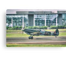 Supermarine Spitfire Tr Mk IX SM520 KJ-I Canvas Print
