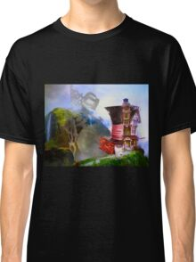 Mad Hatter - Hatters House Classic T-Shirt