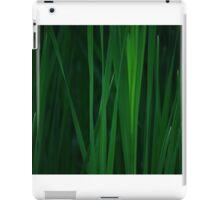 Tall Grass Close Up iPad Case/Skin