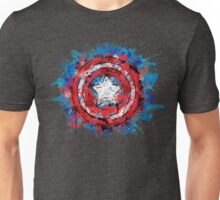 Vibranium shield. Unisex T-Shirt