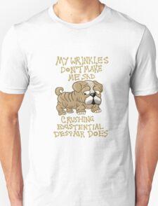 Existential Puppy Unisex T-Shirt