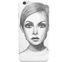 Twiggy iPhone Case/Skin